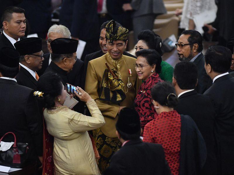 Jokowi Ingatkan Soal Antikritik dan Perbedaan