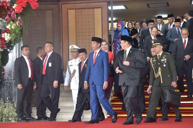 Jokowi: Ibu Kota Pindah Demi Pacu Pemerataan & Keadilan