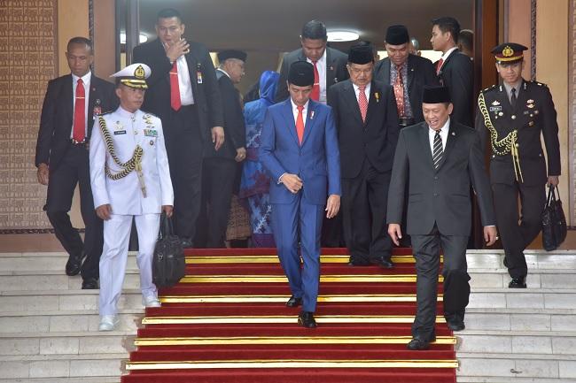 Presiden Jokowi Targetkan di 2020 Ekonomi Tumbuh 5,3%