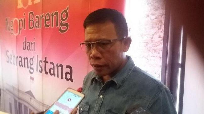 Masinton Pasaribu Siap Maju di Pilwalkot Medan