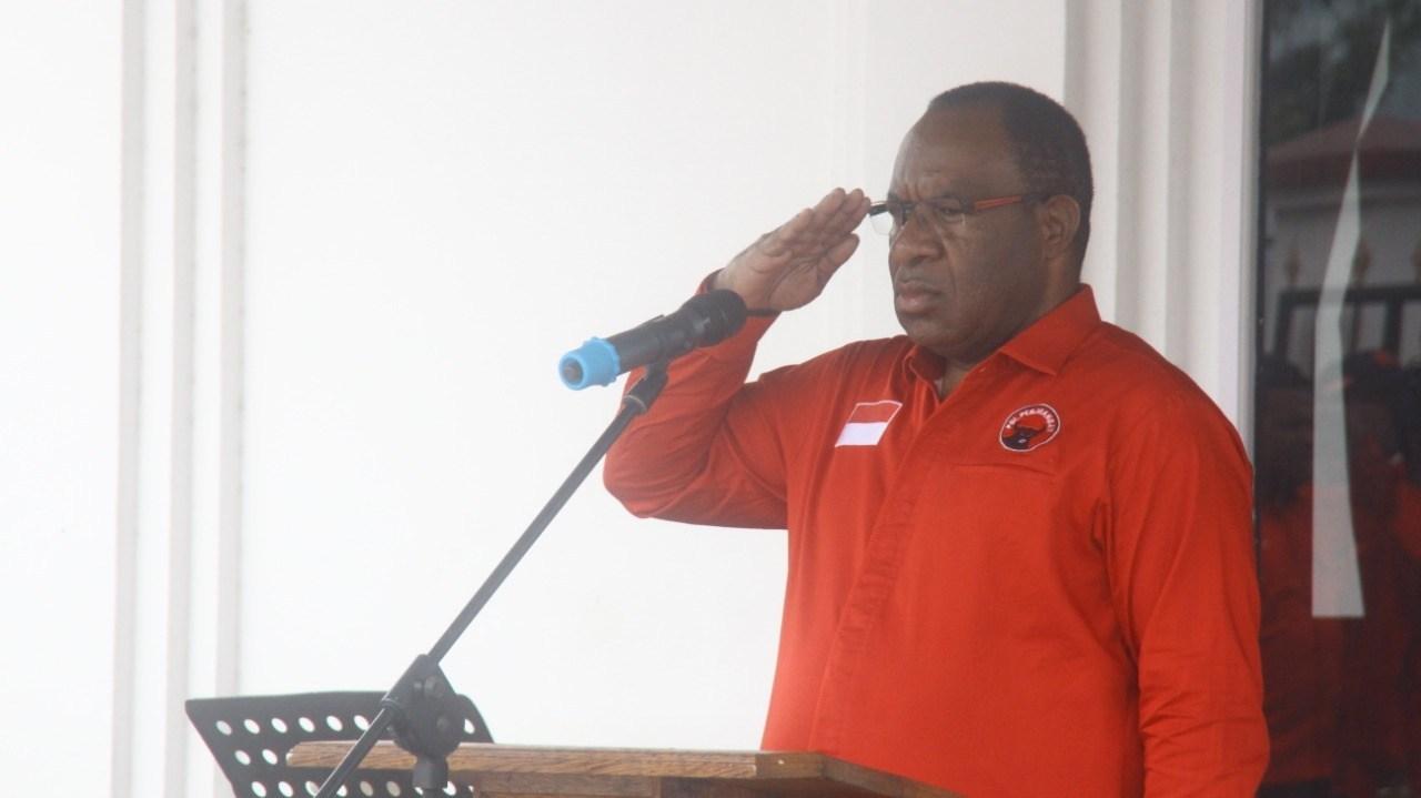 PDI Perjuangan Papua : Jangan Terpancing Rusuh Manokwari!