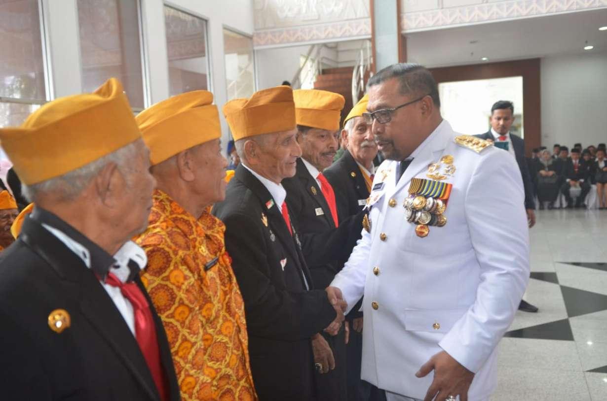 Murad Ajak Masyarakat Teladani Perjuangan Pahlawan