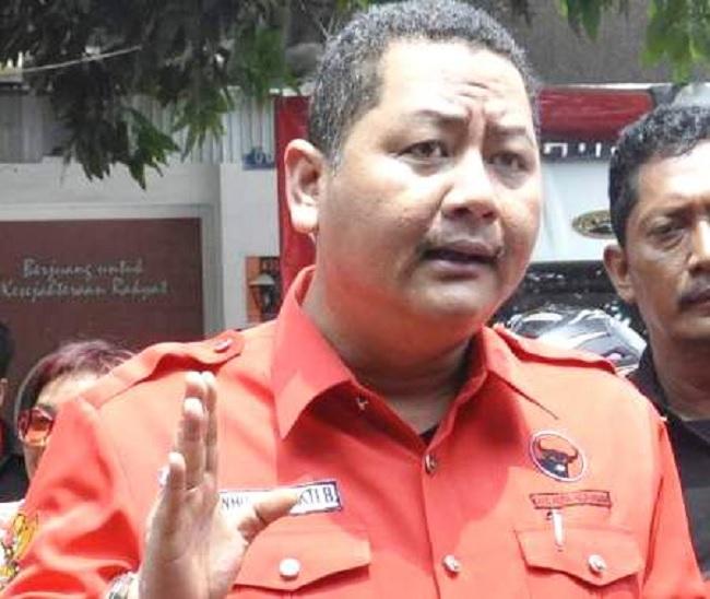 Wishnu Kaget Namanya Dicatut Terkait Kisruh Mahasiswa Papua