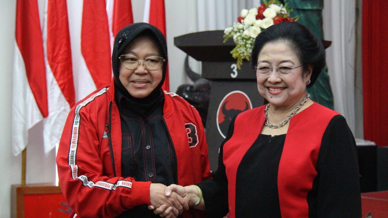 Ini Kriteria Khusus Megawati akan Penunjukkan Risma