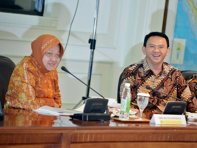 Ahok ke Surabaya? Hak Politik Orang Tak Boleh Dihalangi