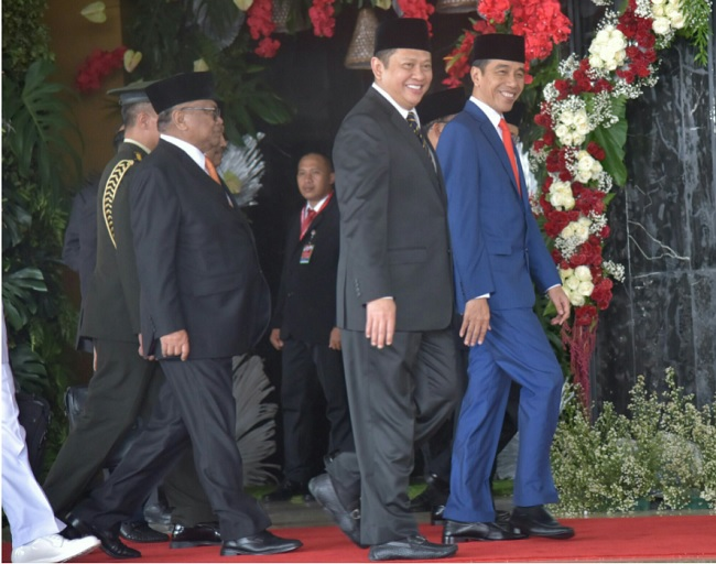 Jokowi Alokasikan Dana Otsus Papua di 2020, Rp8.374 Triliun