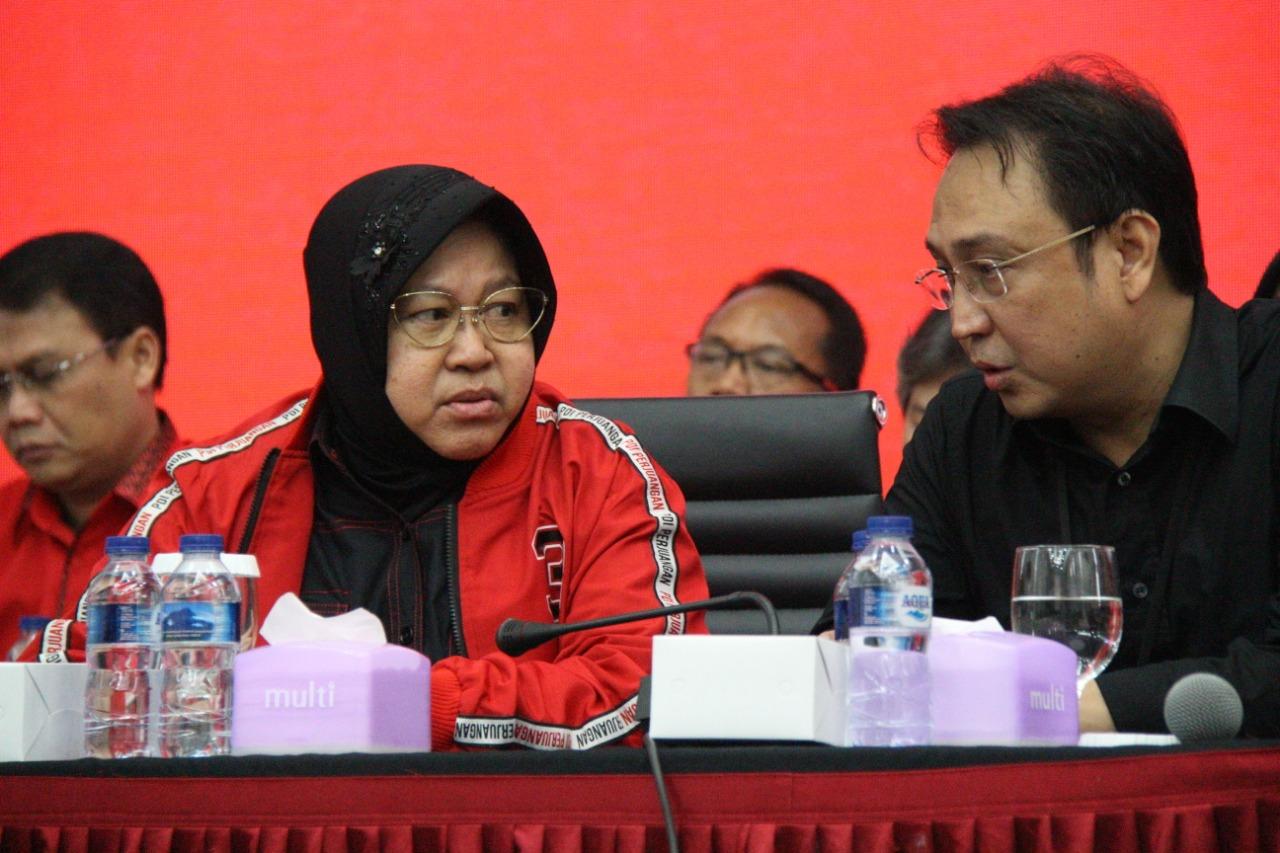 PDI Perjuangan Buka Peluang Risma Ikut Pilkada DKI Jakarta