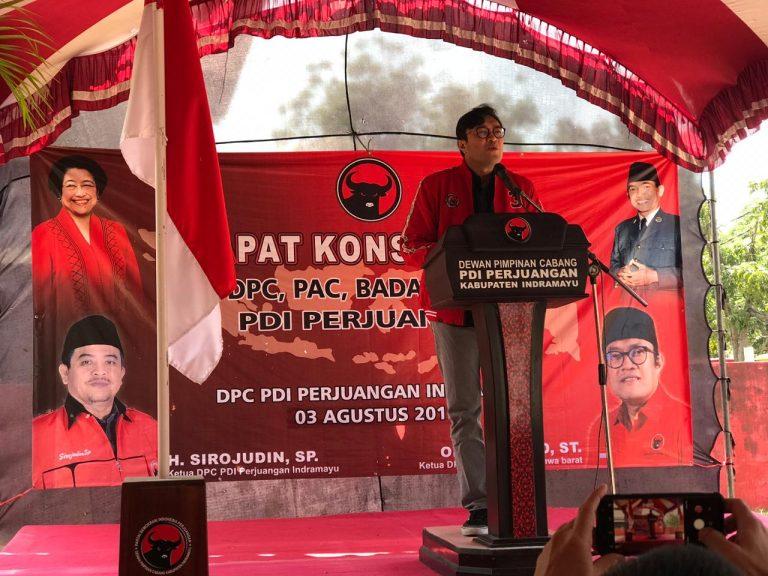 PDI Perjuangan Jabar Tindak Tegas Kader Terjerat Korupsi