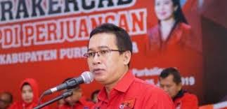 Bambang Irawan Jabat Ketua Sementara DPRD Purbalingga