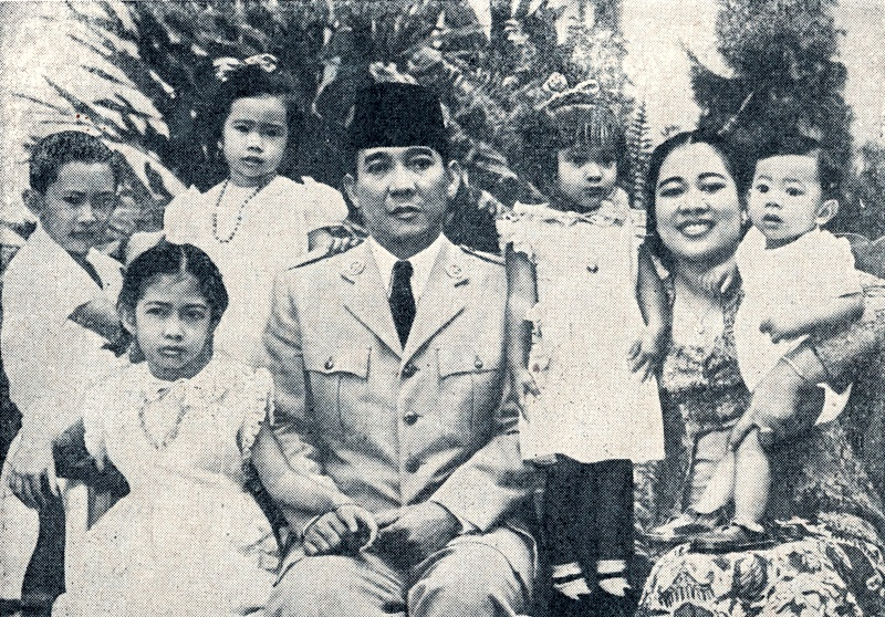 Nuansa Multi Budaya Dalam Nama Dinasti Soekarno