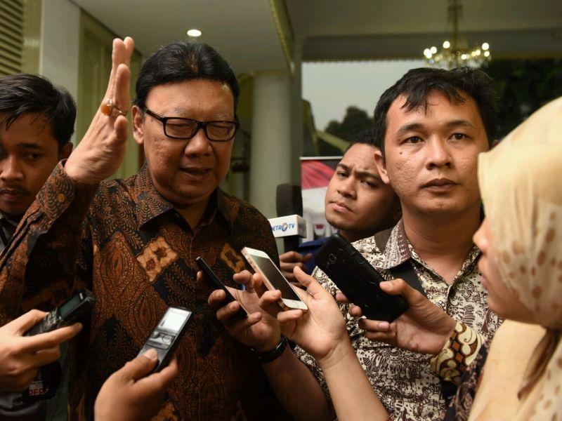 Tjahjo Sebut Mobil Dinas Baru Jokowi Tak Perlu Dipersoalkan