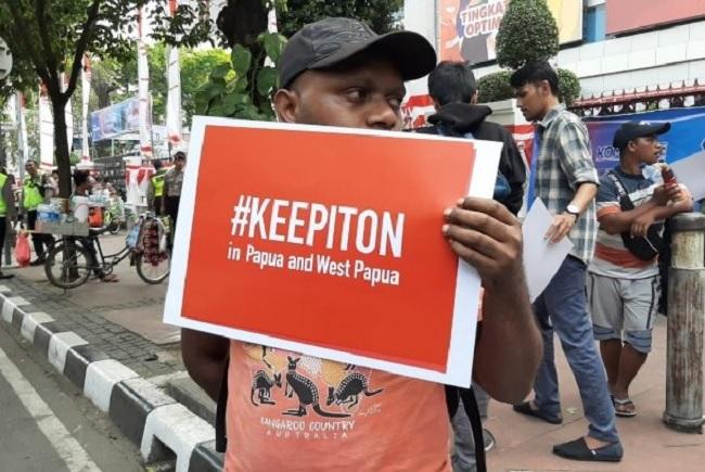 Pemblokiran Internet di Papua & Papua Barat Dilanjutkan
