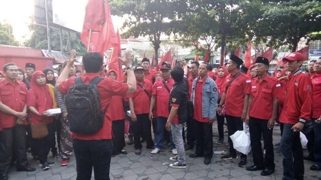 PAC Nilai Pengurus Baru DPC Surabaya Jalan di Tempat