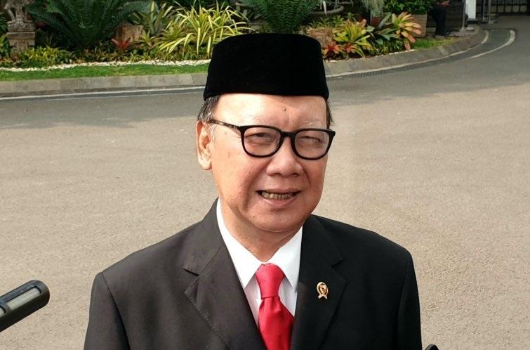 Mendagri Desak DPRD DKI Percepat Pemilihan Wagub