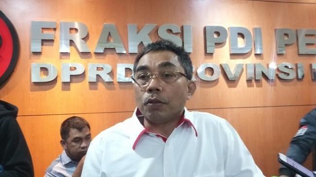 Gembong Desak DPRD Baru Bahas Pemilihan Wagub