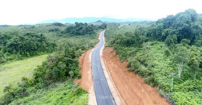 Basuki: PUPR Lanjutkan Pembangunan Jalan Perbatasan