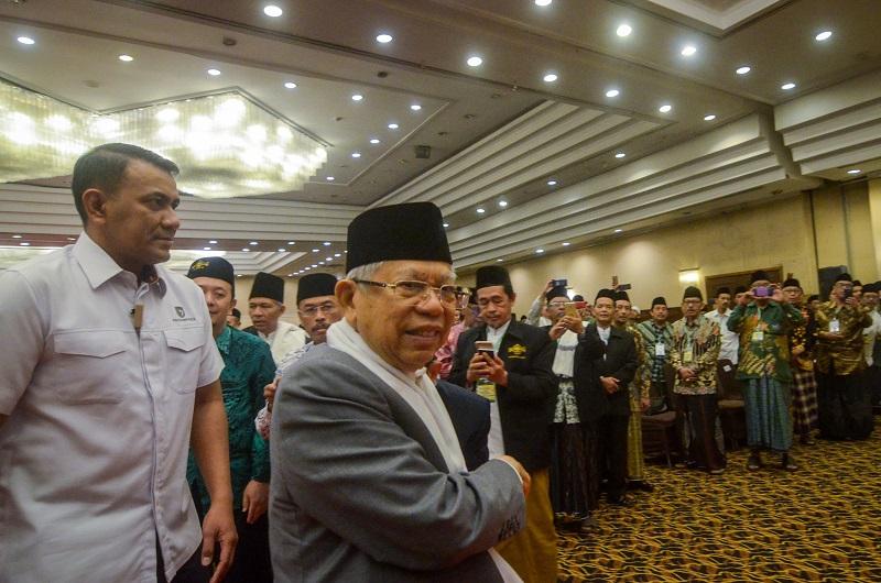 Kiai Ma'ruf Ucapkan Terima Kasih ke Warga Jawa Barat