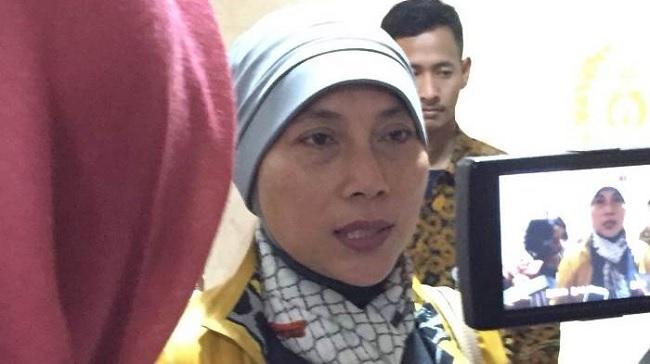 Pasrah Pada DPP Namun Ida Siap Jadi Ketua DPRD DKI