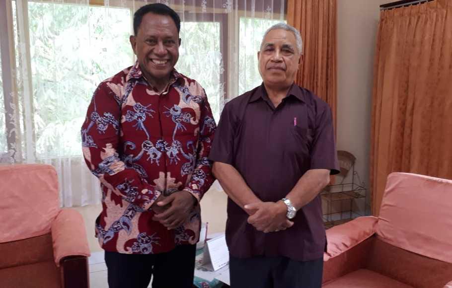 Pascarusuh Papua, Megawati Utus Komarudin Watubun