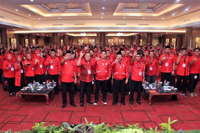 PDI Perjuangan Kalsel Buka Pendaftaran Bacada 2020