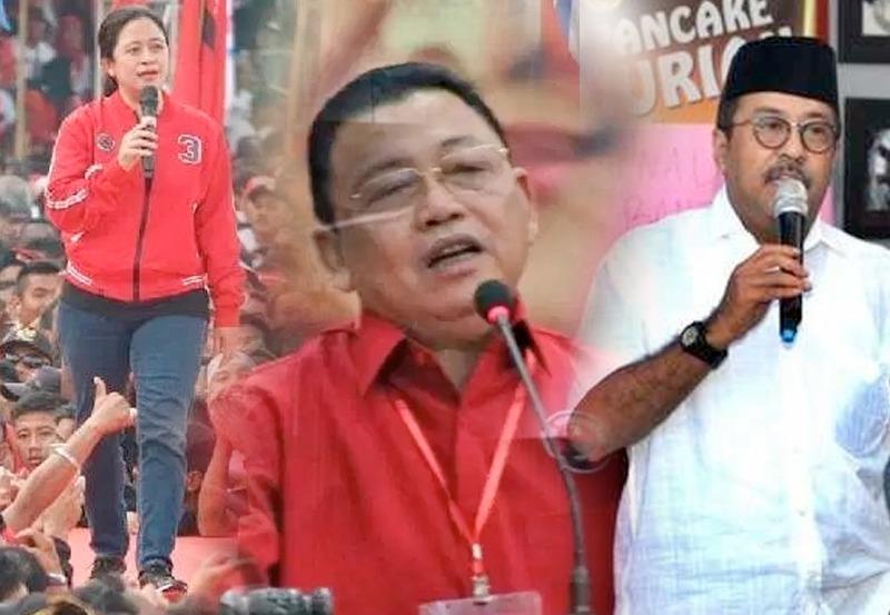 Tiga Kader PDI Perjuangan Raih Suara Terbanyak di Pileg 2019