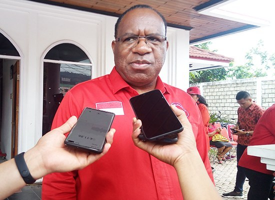PDI Perjuangan Papua Bidik Lima Kemenangan di Pilkada 2020