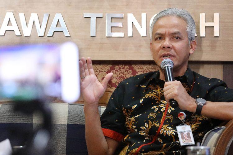 DPRD dan Ganjar Komitmen Wujudkan Pemerintahan Bersih