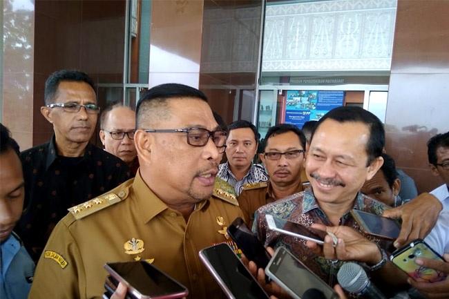 Gubernur Maluku Nyatakan Perang dengan Menteri Susi