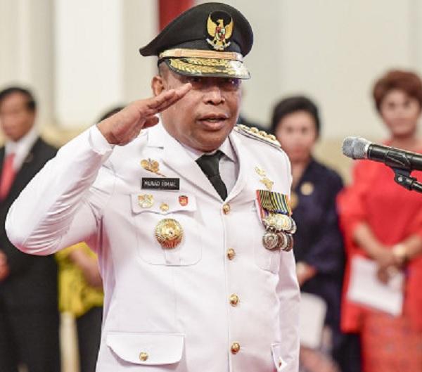 Ini Dia Sosok Gubernur Murad yang Protes Keras Menteri Susi