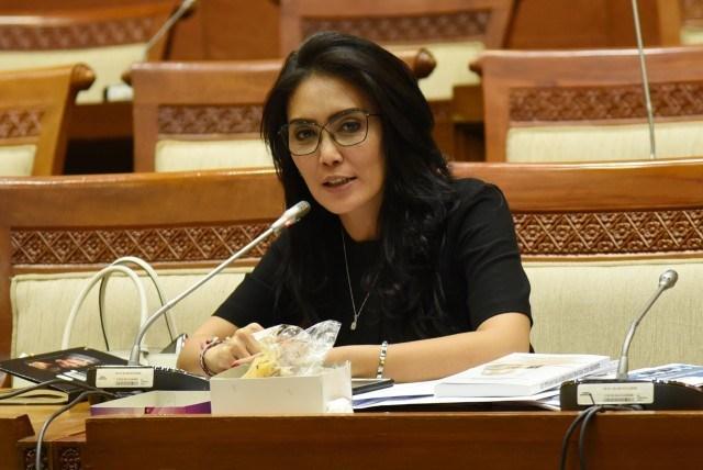 Ini Sisi Lain Rieke 'Oneng' dalam Meniti Karir Politik