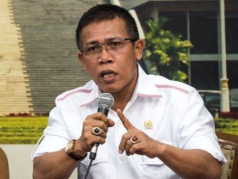 DPR Akan Usulkan Revisi UU KPK, Salah Satunya SP3