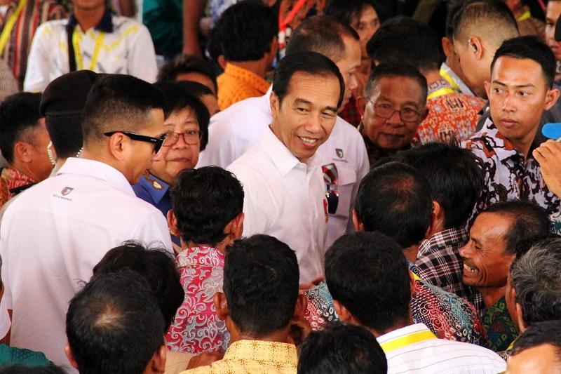 Presiden Jokowi Akui Belum Ketahui Isi Revisi UU KPK