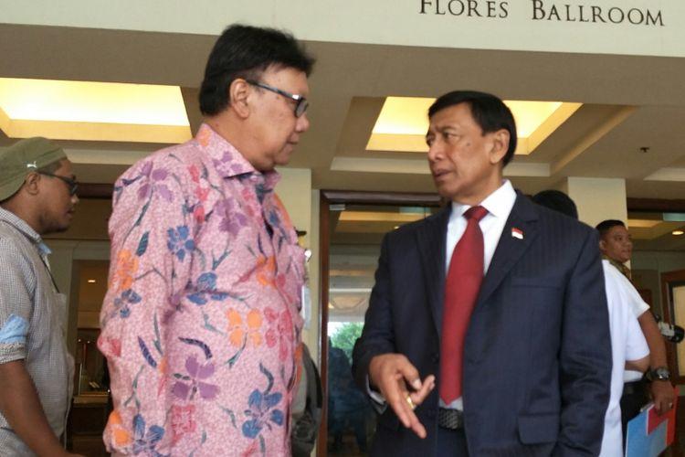 Wiranto Jadi Jubir Pemerintah Tentang Papua