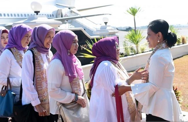 Ibu Negara Kunjungi Jateng-Yogya Agendanya Ini