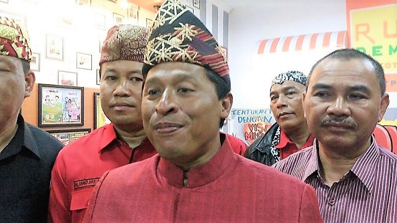 PDI Perjuangan Kota Bandar Lampung Buka Pendaftaran Cakada