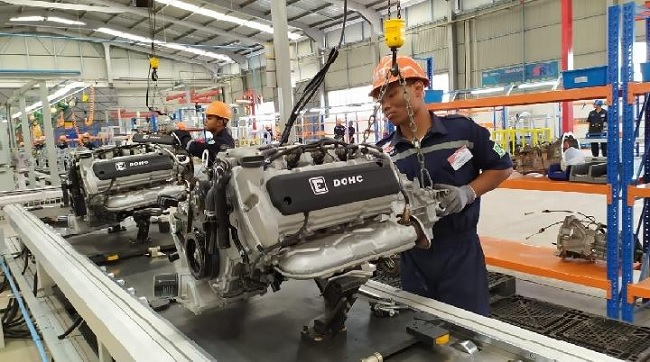 Fasilitas Pabrik Esemka Modern
