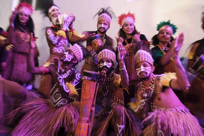 Edo Tegaskan Papua Bagian dari Indonesia
