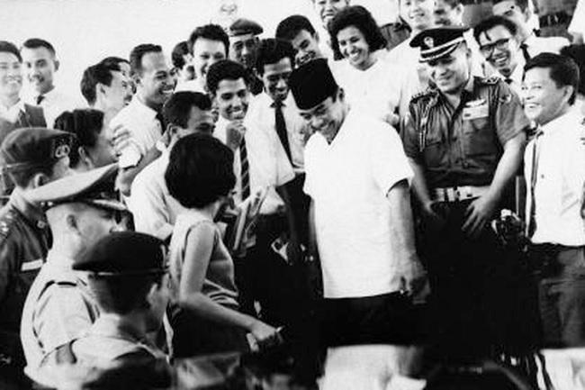 Bung Karno Gemar Blusukan, Ini Cerita Megawati