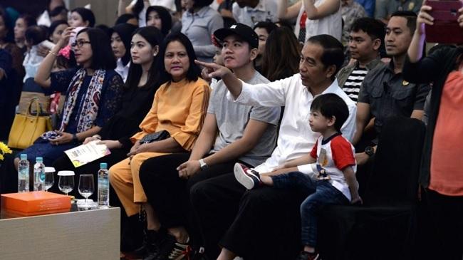 Jan Ethes Mentas, Jokowi: Musik Wahana Bangun Toleransi