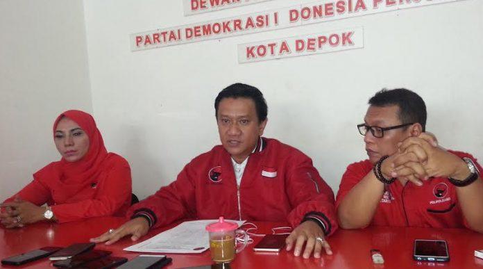 Pilkada Depok, PDI Perjuangan Himpun Kekuatan Hadapi PKS