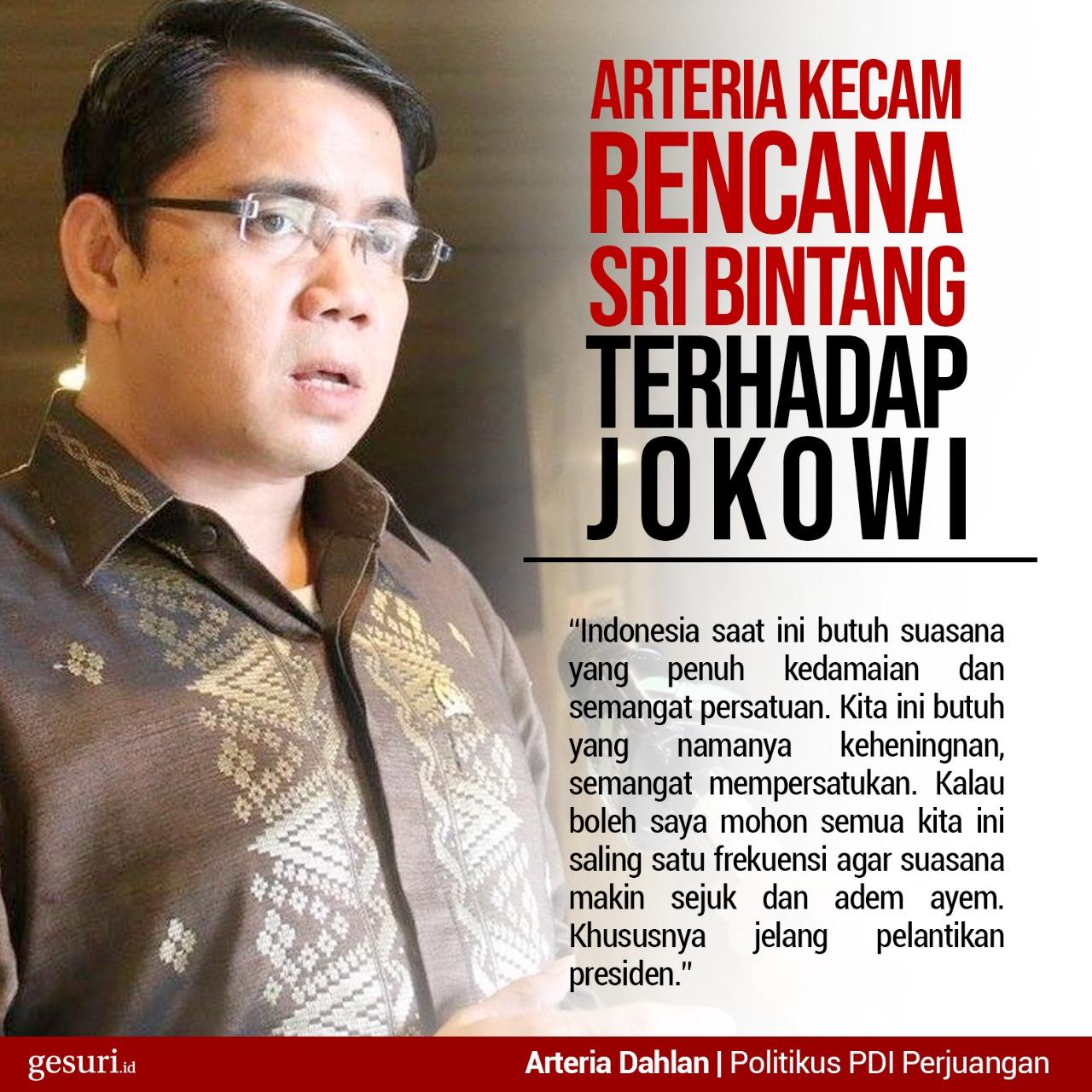 Rencana Sri Bintang Terhadap Jokowi Menimbulkan Polemik Baru