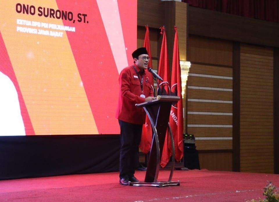 PDI Perjuangan Ingin Hilangkan Dominasi PKS di Depok