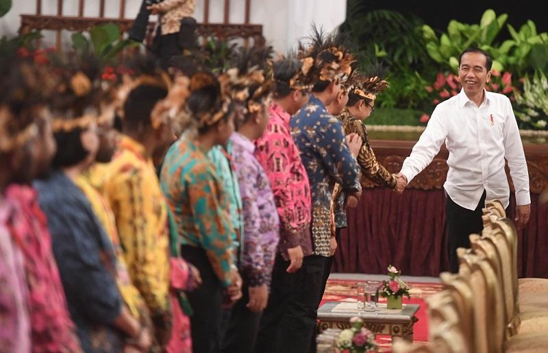 Tahun Depan Pembangunan Istana Presiden di Papua Dikerjakan