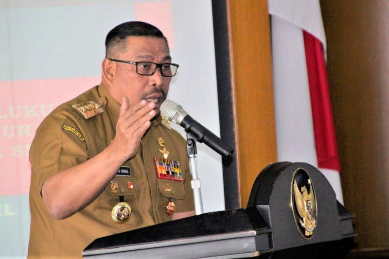 Murad Minta Masyarakat Maluku Jangan Jadi Penonton