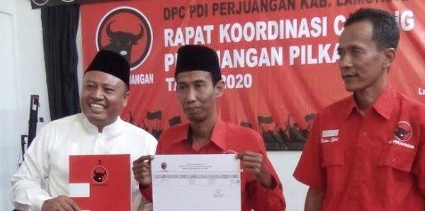 DPC Lamongan Sambut Sholahuddin, Kader PKB