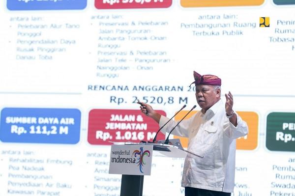 Rp4,6 Triliun Untuk 5 Kawasan Pariwisata Super Prioritas