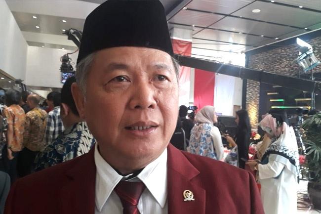 Revisi UU KPK, Komentar Arief Poyuono Terlalu Dini