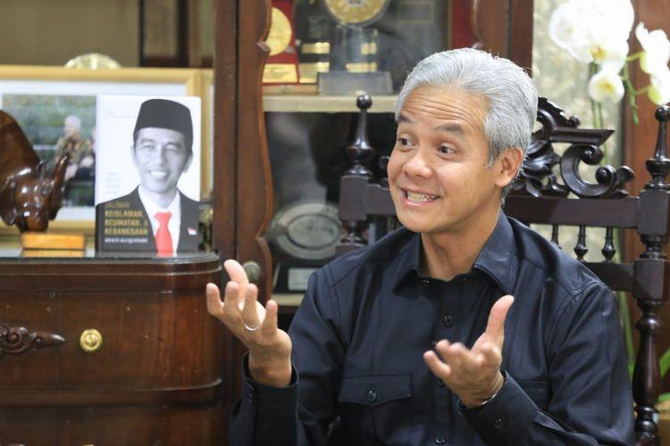 Keren, Ganjar Terapkan 35 Kabupaten/ Kota Ramah Difabel