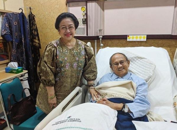 Megawati dan Keluarga Besar PDI Perjuangan Sangat Berduka