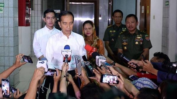 Presiden Jokowi Kenang Habibie Sebagai Bapak Teknologi